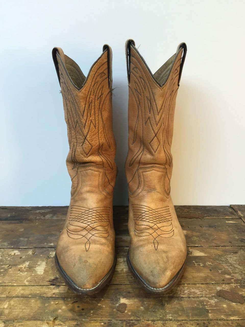 Cowgirl Boots Camel