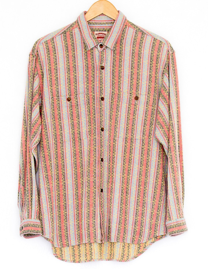 Mens Original Flanno Vintage Shirt