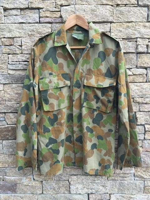 Army Camouflage Mens Shirt Unisex