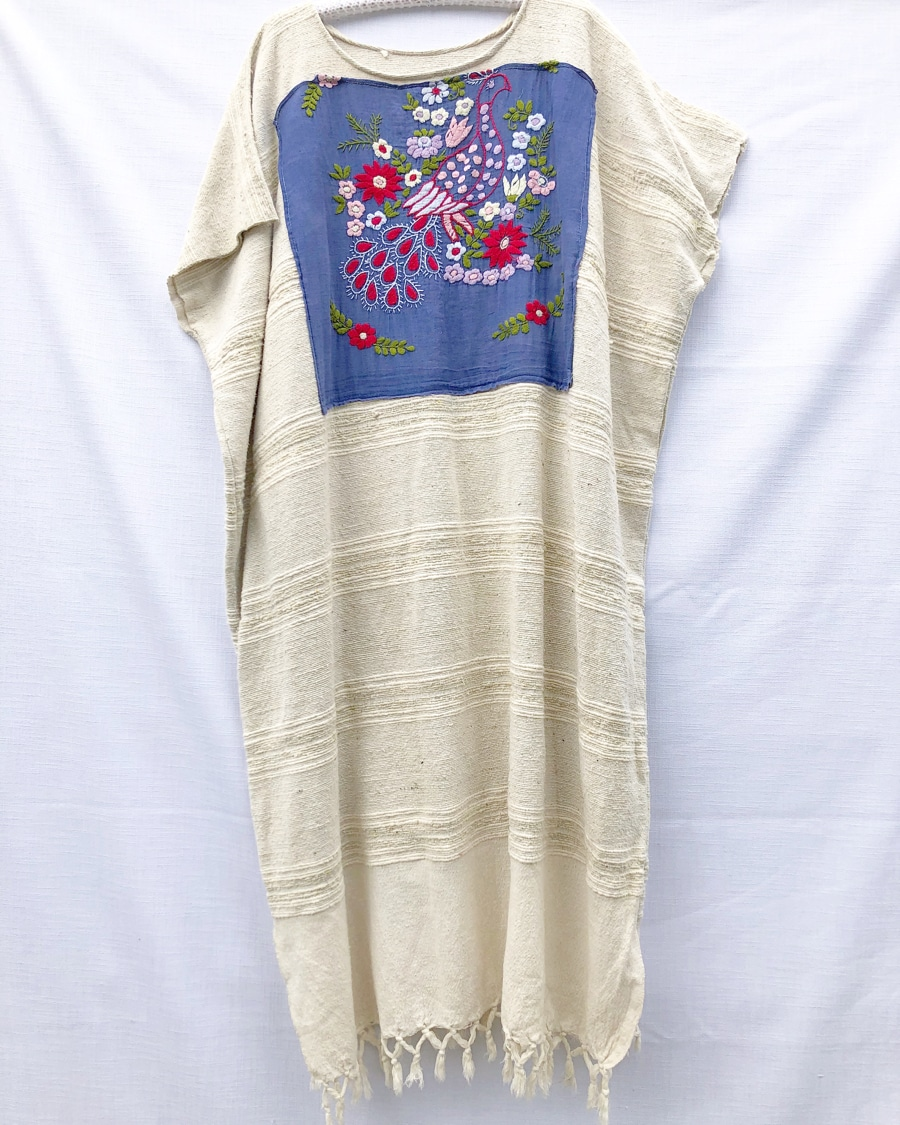 Patch Rug Handmade Vintage Dress https://www.secondlovesvintage.com/