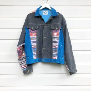 Hot Tuna Aztec Corduroy Vintage Jacket https://www.secondlovesvintage.com/