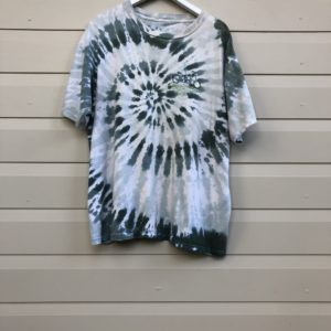 Island Riders Tie Dye Vintage Harley Tee https://www.secondlovesvintage.com/
