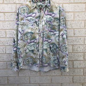 Jacques Sun Mens Vintage Shirt https://www.secondlovesvintage.com/