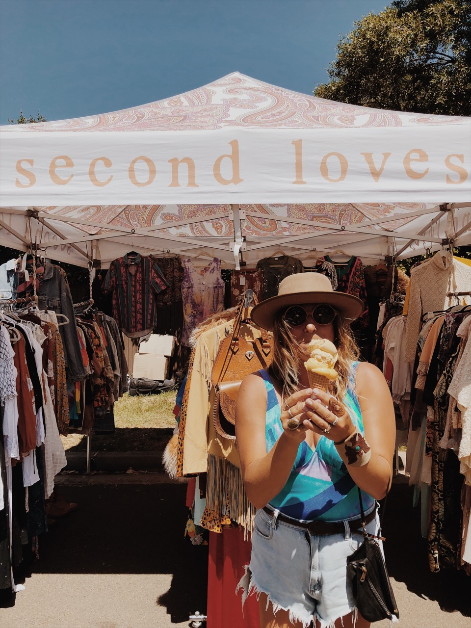 Second Loves Vintage Byron Bay https://www.secondlovesvintage.com